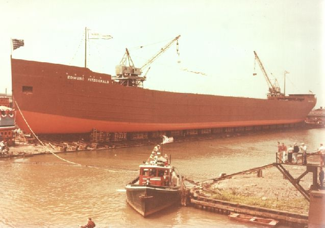 like a library book ...: 35 years ago today  |Edmund Fitzgerald Crew Remains