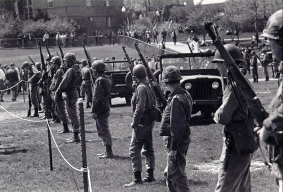 The Kent State shootings - May 4, 1970 02